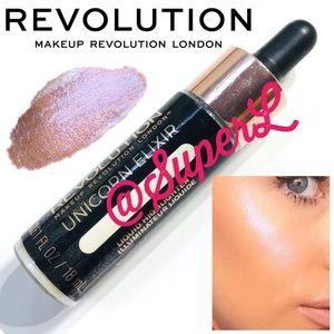 3/$15 Makeup Revolution Highlighter Unicorn Elixir
